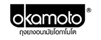 ถุงยางอนามัยโอกาโมโต OKAMOTO ถุงยางบางที่สุดในโลก