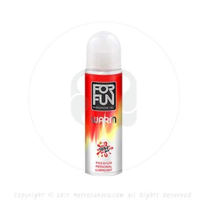 Forfun Premium Personal Lubricant Warm 85ml (เจลหล่อลื่นสูตรอุ่น)