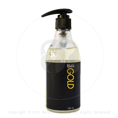 Nuru Gel Gold 250 ML