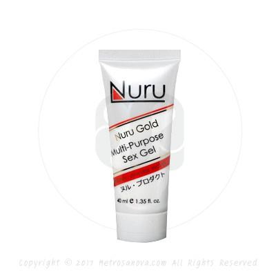 Nuru Gel Gold 40 ml