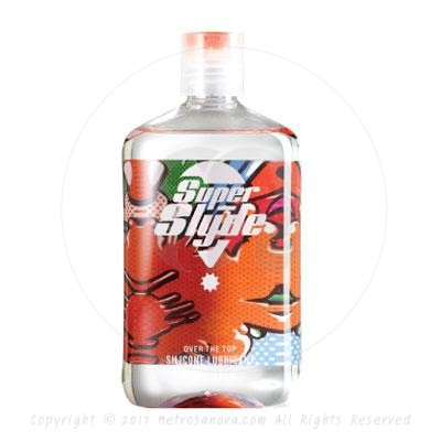 SuperSlyde Silicone 400 ML