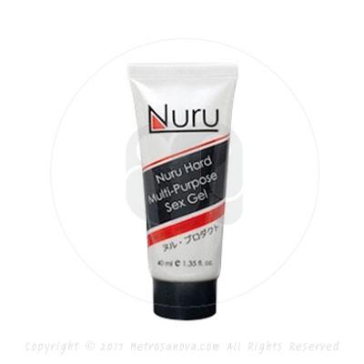 Nuru Gel Hard 40 ml