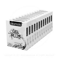 ถุงยางอนามัย Okamoto Gel Plus (เจลเยอะ)