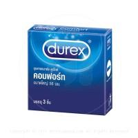 ถุงยางอนามัย Durex Comfort (ใหญ่ 56 mm)