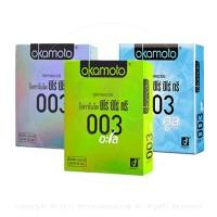 ชุด Okamoto 003 บางเหมือนไม่ได้ใส่