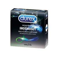 ถุงยางอนามัย Durex Performa (อึด-นาน)